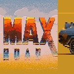 Witness These 8-Bit Mad Max: Fury Road Cars