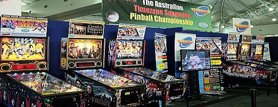 2015 Australian Timezone Supanova Pinball Championship Grand Final