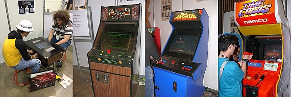 arcade 3 570