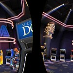 Oculus Arcade on Gear VR