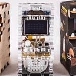 Tiny Arcade: A Retro Tiny Playable Game Cabinet