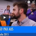 Good Game Pocket Visits PAX Aus Classic Gaming Area
