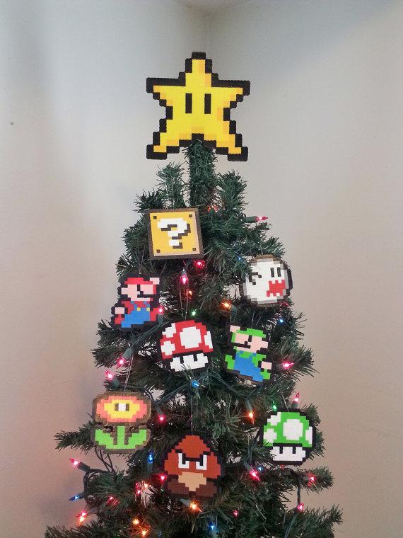 super mario tree