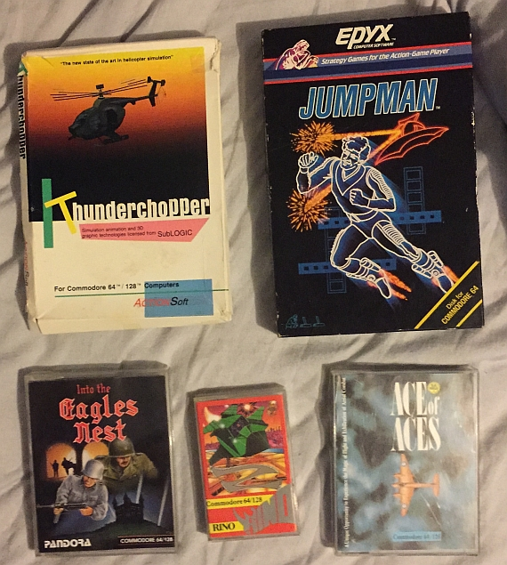 RobC_Assorted C64 Games