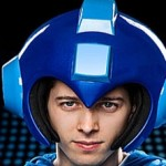 OMG: A Wearable Mega Man Helmet!