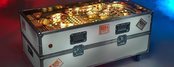 Altar Furniture: Beautiful Pinball Coffee Tables