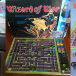 Wizard Of Wor: The Flip R'Cade Board Game