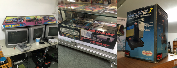 Retro Gaming Hunt: On The Road To Newcomb