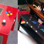 PIK3A: Raspberry Pi 3 IKEA Cocktail Tables