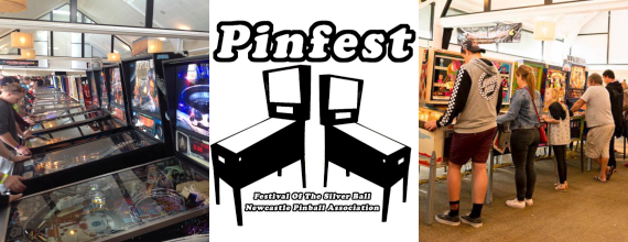 Pinfest 5: Festival Of The Silver Ball