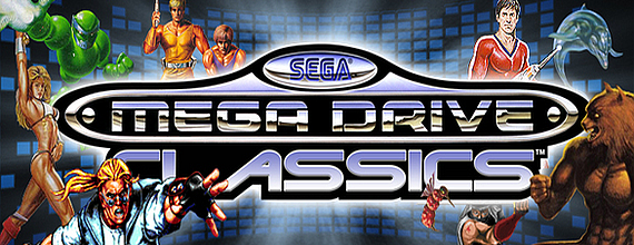 All Your Fave Mega Drive Games in One Place