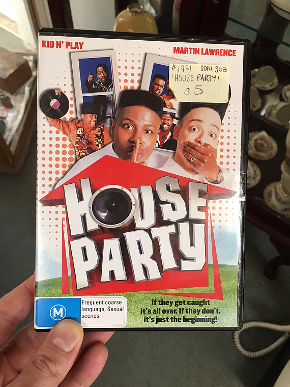 1 House Party
