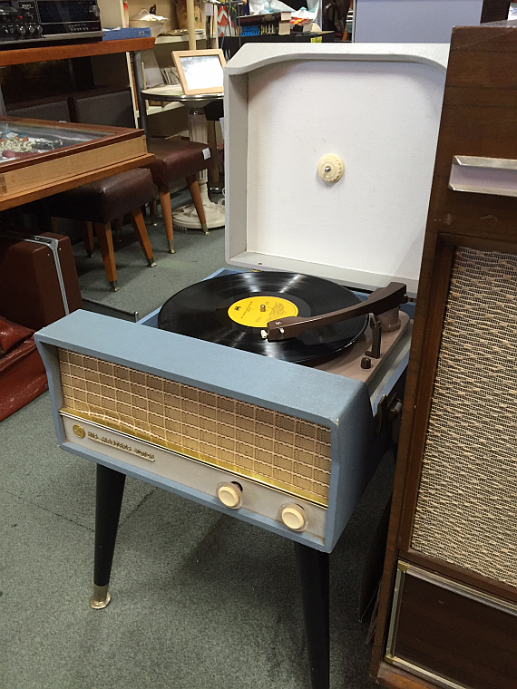 1 Record Player