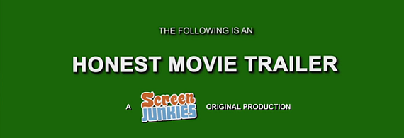 Honest Trailers - WIR 2