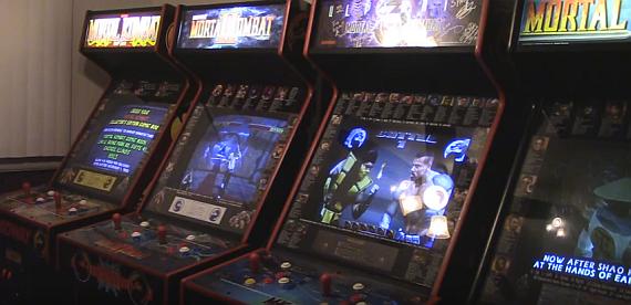 MK arcades