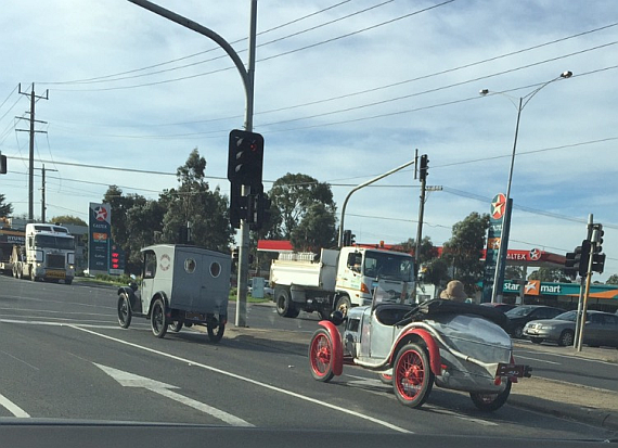 Vintage cars 2