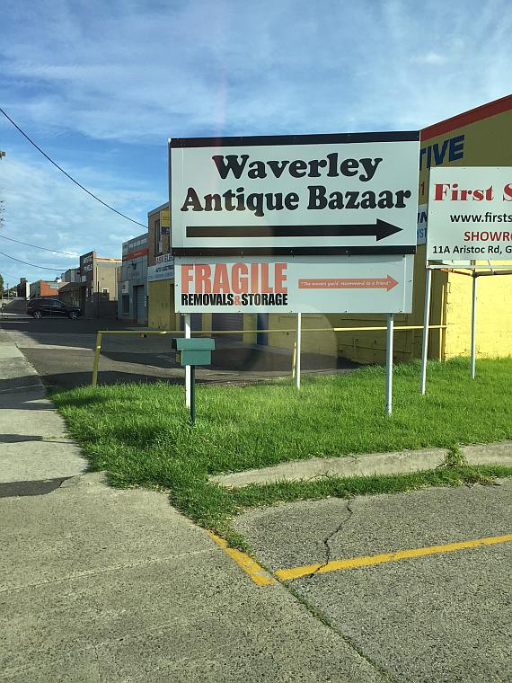 Waverley Antique Bazaar 1