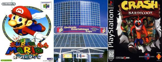 Retrospective: E3 1996