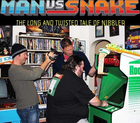 Man Vs Snake – The Long and Twisted Tale of Nibbler