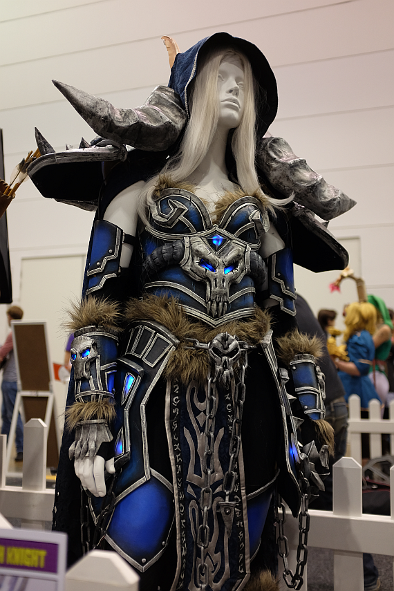 OzComic-Con-BlueElfDeathKnight