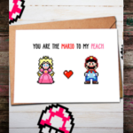 Geeky Gift Idea: Gamer Greeting Cards