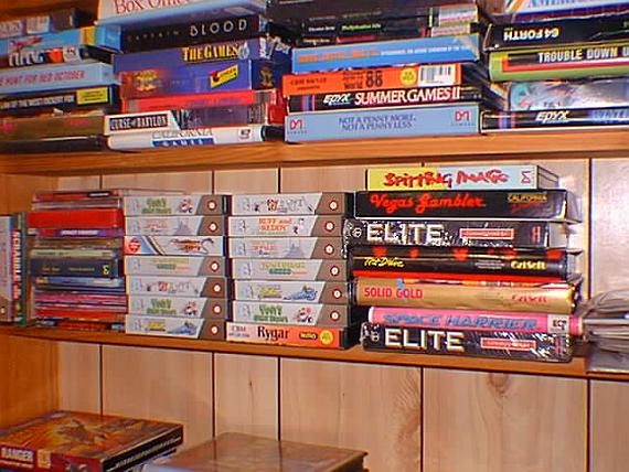 The Commodore 64 Store | AUSRETROGAMER