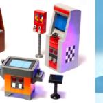 LEGO Arcade Robot Breakdance Battle!