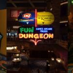 Las Vegas Shenanigans: The Fun Dungeon At Excalibur