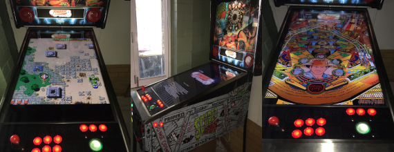 PinCade: All-In-One Pinball Arcade Machine