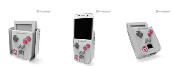 Smartboy: Turn Your Android Phone Into A Game Boy