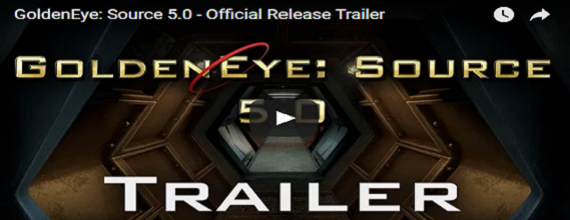 'GoldenEye: Source' Brings 'GoldenEye 007' Into The 21st Century