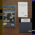 Shotgun: 4-Player Death Match On Your C64