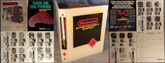 1988 Nintendo Employee Sales Manual