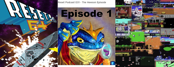 Reset Podcast Episode 01: The Hewson Episode
