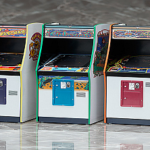 NAMCO Mini Arcade Machine Collection