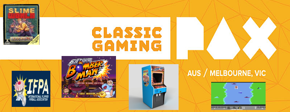 PAXAus 2016: Classic Gaming Tournaments