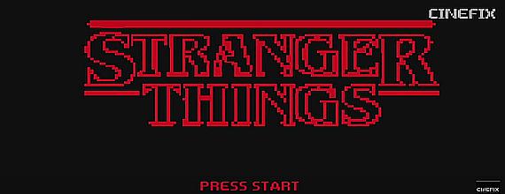 Stranger Things – 8-Bit Cinema