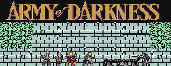 'Army Of Darkness' by 8-Bit Cinema