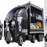 Tomica Star Wars: Star Cars Darth Vader Carrier