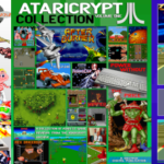 Atari ST Gaming: The AtariCrypt Magazine