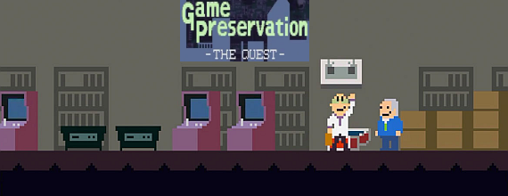 Inside Lens: Game Preservation – The Quest