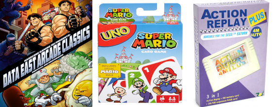 Retro Gaming Christmas Gifts Under $50