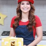 Mario Question Block Surprise Cake – Nerdy Nummies