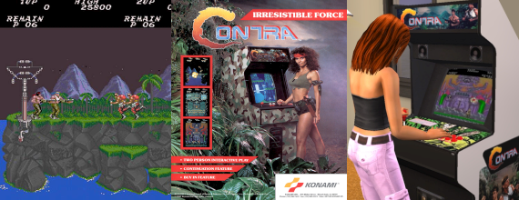 Contra: Celebrating 30 Years Of Awesomeness