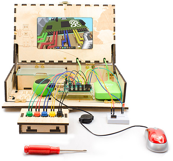 Create your next science project or invent a new smart home device!