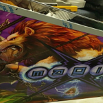Magic Girl Pinball Appears After 5 Years