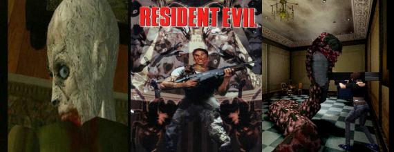 Resident Evil: Surviving The Horror