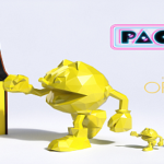 PAC-MAN X ORLINSKI: Perfect Art