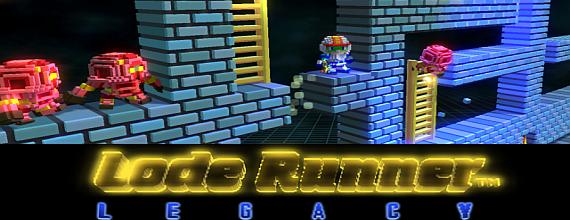 Steam Greenlight: Lode Runner Legacy