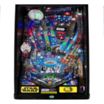 The Force Is Strong With Stern's New Star Wars Pinball Machines